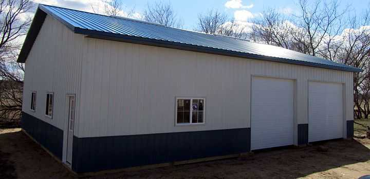 Wisconsin Dells Metal Buildings | Portage WI Steel Garages
