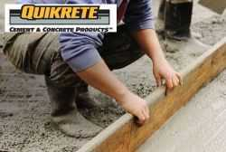 Quikrete Cement and Concrete
