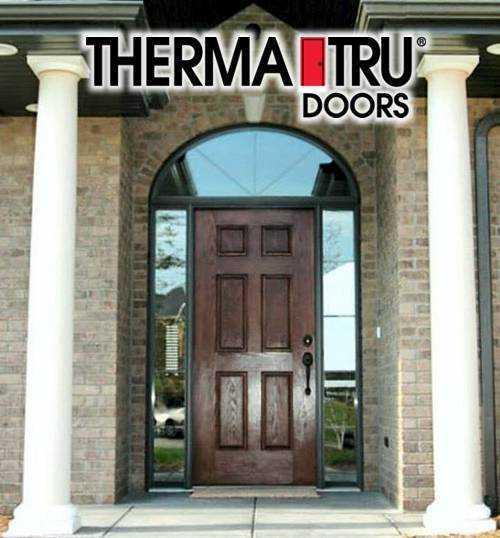 Therma-Tru Doors & Therma-Tru Doors - Stroede Brothers WI Dells