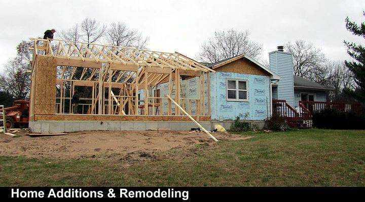 Home Additions & Remodeling